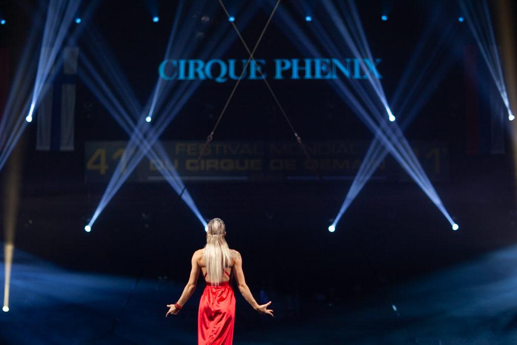 41ème Festival Cirque de demain Arobatie Evènement Photo Tom Atome