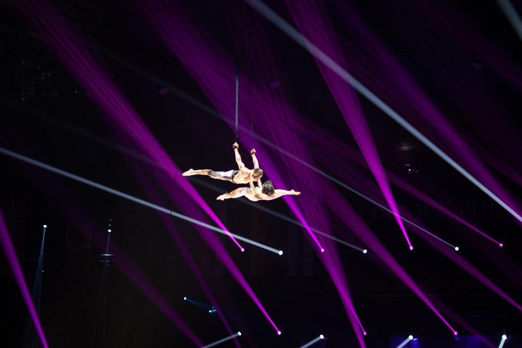 Festival Cirque Arobatie Evènement Photo Tom Atome